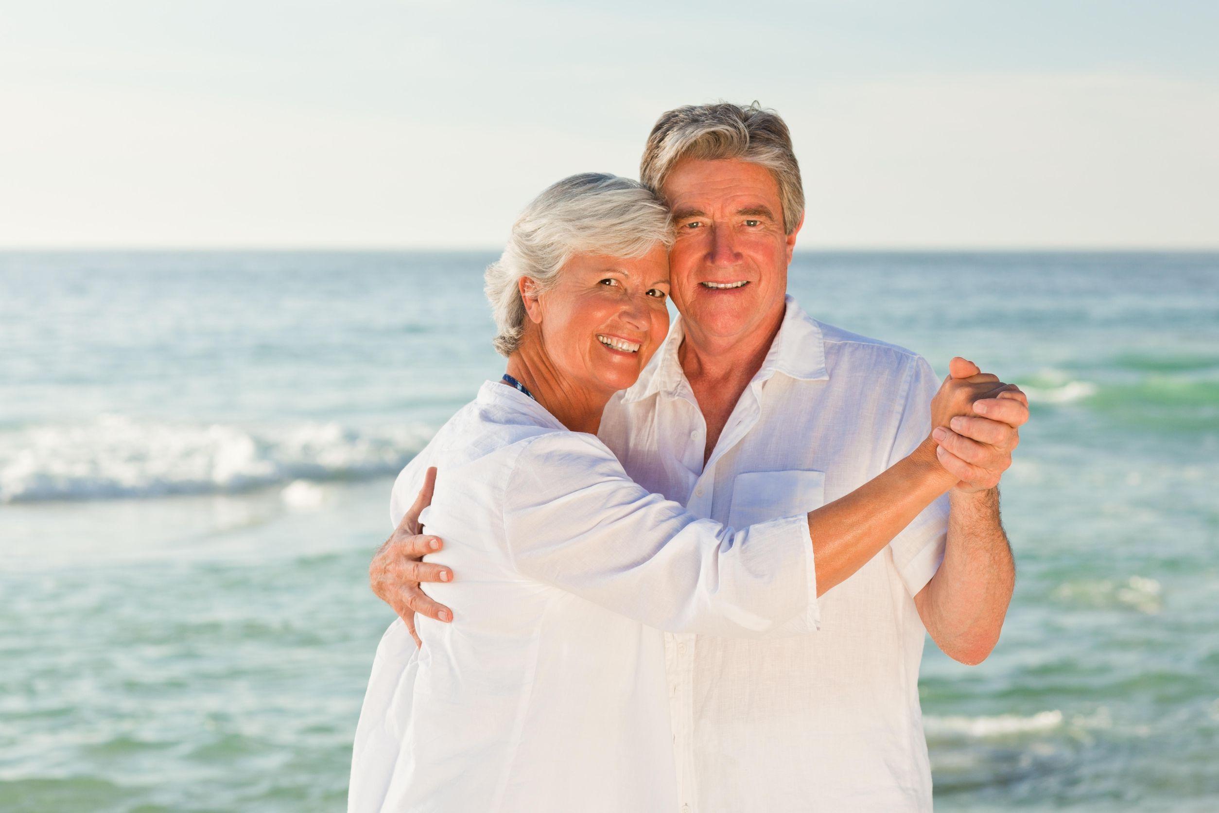 Приватные фото сессии пожилых пар 27 фотография